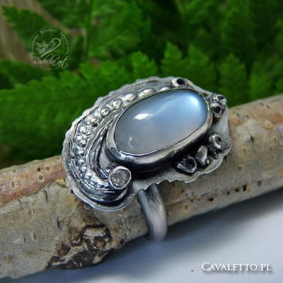 Sea Whispers Ring
