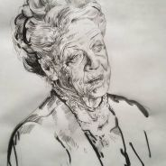 Portrait Maggie Smith