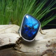 Blue Night Ring